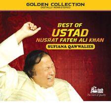 BEST OF NUSRAT FATEH ALI KHAN - BEST OF SUFIANA QAWWALIES 3CD'S SET