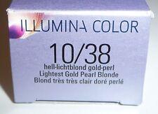 Wella Illumina Color - 10/38 Light Light Blonde gold-perl 60ml