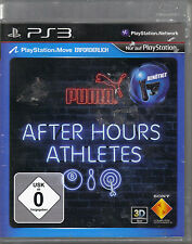 """ After Hours Athletes "" (PlayStation3)"