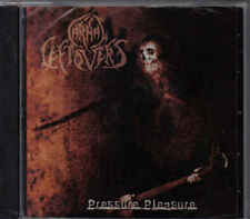 Carnal Leftovers-Pressure Pleasure cd album sealed
