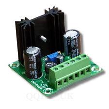 Voltage Regulator Kit, AC/DC in, DC out, Based on LM317 - UK seller #866