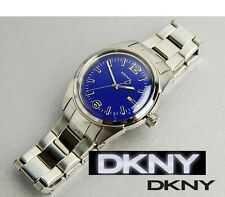 DKNY MEN'S LUXURY DRESS STYLE COLLECTION BLUE DIAL WATCH NY1417