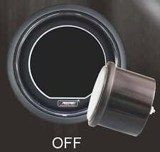Digital Oil Pressure Gauge Prosport EVO Series Green and White 52mm