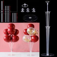Plastic 7 Holes Balloon Base Stand Ballon Holder Wedding Party Decor Ornament