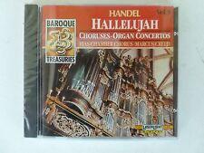 HANDEL Hallelujah Choruses - Organ Concertos Rias Chamber Chours - Marcus Creed