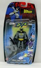 The Batman Animated Series EXP Threat Force Batman Mattel NIP 2006 4+ S184-5