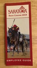 2019 Saratoga Race Course Employee Guide, Catholic Boy