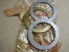 Conjunto de placa de embrague de acero nos De Kawasaki G31M KM100 KM90 G3 G4 G5 GA KX80 KX60 KE100