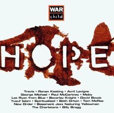 Hope-For the Children of Iraq (2003) Travis, Avril Lavigne, Paul McCartne.. [CD]