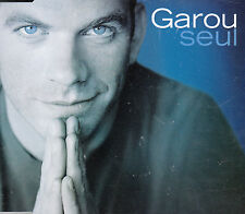 "CD ALBUM 9 T GAROU ""SEUL""  (PROMO)"