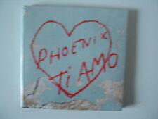 Phoenix - Ti Amo, Digipack, Neu OVP, CD