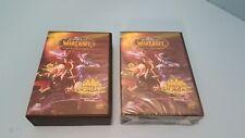 World of Warcraft Dark Portal Starter Deck for Card Game Lot of 2