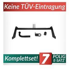 Mercedes-Benz Vaneo W414 01-06 Kpl. Anhängerkupplung starr+E-Satz 7p