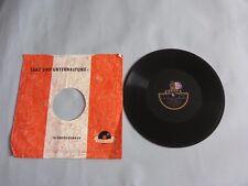 """SHELLAC -78 RPM -10 """"-COMEDIAN HARMONISTS-ICH HAB EINE KLEINE BRAUNE MANDOLINE"""