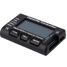 Tester Digital Capacidad Carga y Voltaje de Batería Medidor LIPO LIFE NIMH 4534