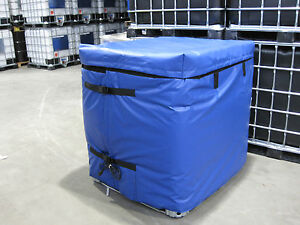 IBC Tank Heating Pad Insulating Jacket New IBC Cover Heating Mat IBC Container