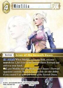 Final Fantasy  5-160S  Minfilia