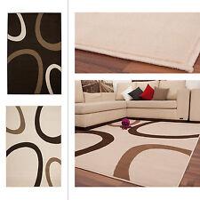 Aktuelles-Design Wohnraum-Teppiche im Vintage/Retro-Stil für Geometrische Muster