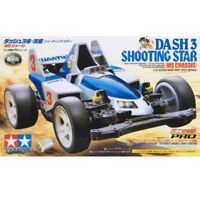 Tamiya 18630 Mini 4WD Pro Series DASH-3 Shooting Star (MS Chassis) 1/32