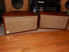 Vintage AR-4X Speakers