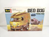 VOLKSWAGEN BED BUG / PANEL PAD - REVELL 1/25th SCALE MODEL KIT - 1969