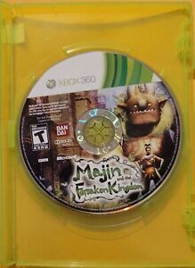 Majin and The Forsaken Kingdom 2010 (Xbox 360) Used, Disc Only TESTED & WORKING
