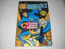 FANTASTICI QUATTRO N. 233 CON ADESIVI !!! EDIZIONE CORNO 1980 BELLISSIMO GADGET