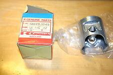 Kolben 1.ÜM Kawasaki KE125,A8, 1981, piston 0.20 OS,13029-1045