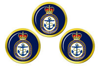Royal Nouvelle Zélande Marine Marqueurs de Balles de Golf