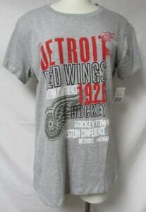 Detroit Red Wings Women's Size 2XL Short Sleeve T-Shirt A1 4363
