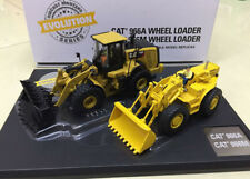Evolution Caterpillar Cat 966A + 966M Wheel Loader 1:50 Diecast Masters 2 Units