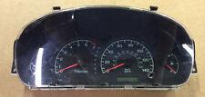 01 02 03 Hyundai Elantra GT Instrument Cluster Speedometer MPH w/o ABS