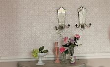 1 ROLL OF DESIGNERS GUILD NABUCCO SUSSEX WALLPAPER P535/01 COLOUR IVORY