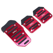 Universal Racing Sports Non-Slip Manual Car/Truck/SUV Foot Pedals Pad Cover