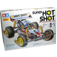 Tamiya 1:10 Super Hotshot 2012 w/ESC EP RC Car Buggy 4WD Off Road #58517