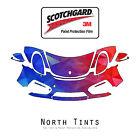 Porsche Cayman GT4 2015-2016 PreCut 3M Scotchgard Paint Protection Clear Bra PPF