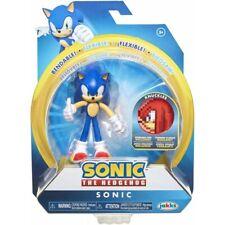 """Sonic The Hedgehog Action Figure 4"""" Bendable Jakks Pacific"""