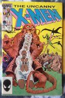 UNCANNY X-MEN #187 - Marvel Comics (1984)