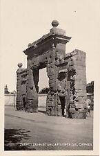 BF17361 zaragoza historica puerta del carmen spain  front/back image