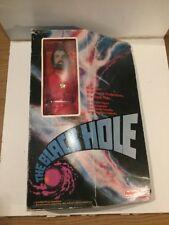 """El agujero negro 1979 Mego Dr Hans Reinhardt 12 1/2 """"Figura de acción en Caja"""