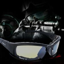 DAISY X7 Goggles Men Military Polarized Sunglasses Bullet-proof Airsoft game