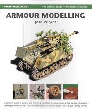 Osprey Armour Modelling Masterclass Tiger Hotchkis Stug IDF Tank Tamiya Dragon