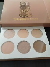 Juvia's Place THE NUDES By Juvia's Eyeshadow Palette   Sealed W/ Fast Shipping!