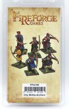 FireForge FFG150 City Militia Archers (Medieval Russians) Infantry Bowmen NIB