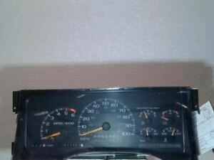 Speedometer Instrument Cluster 96 1996 Chevy Suburban 5.7L 211K Miles