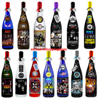Kiss Special Edition Empty Bottle Collection 24 oz Rock Legend Series Official