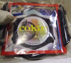 Cokin P series 3 filter ring adapter holder Genuine OEM square