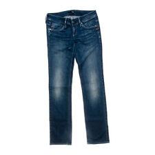 G-Star Damen-Jeans mit geradem Bein Hosengröße W26