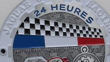 Parrilla Insignia Club de Jaguar para Le Mans-E Tipo F Tipo X Tipo Xjs Xf XJR Xk Mk 1 II
