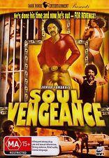 Soul Vengeance-DVD (1975) Marlo Monte-Reatha Grey-Stan Kamber-Tiffany Peter-NEW